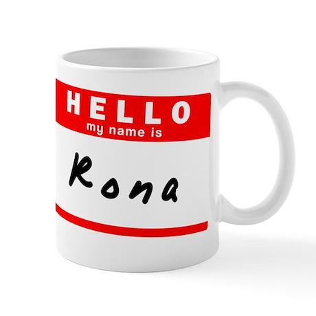 Rona Mug