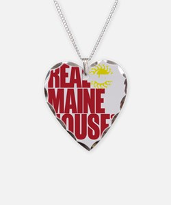 Maine-HOUSE Necklace