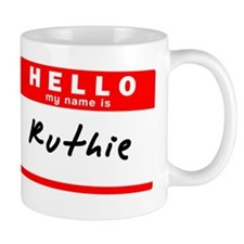 Ruthie Mug