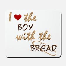 Peeta Bread Mousepad