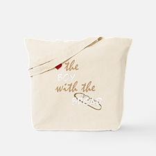 Peeta Bread Tote Bag