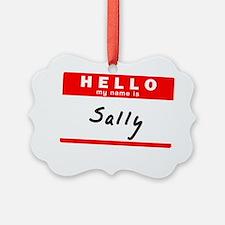 Sally Ornament
