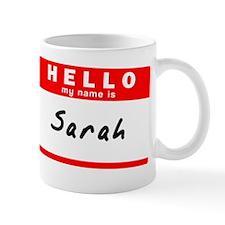 Sarah Mug