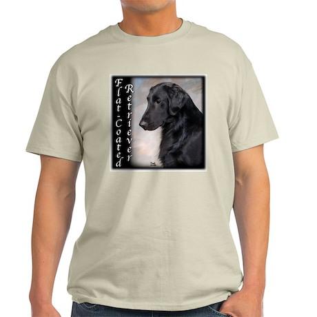 Flat-Coated Retrievers Light T-Shirt