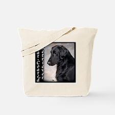 Flat-Coated Retrievers Tote Bag