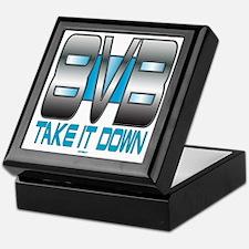 Take It Down dk Keepsake Box