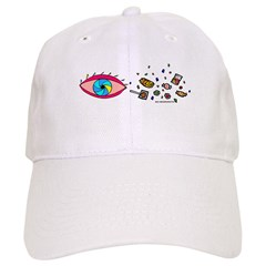Eye Candy II Baseball Cap