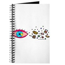 Eye Candy II Journal