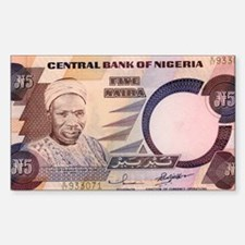 Nigeria Decal