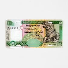 Sri-Lanka Aluminum License Plate