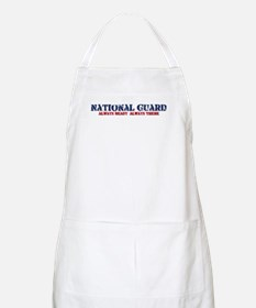Always Ready Always There BBQ Apron