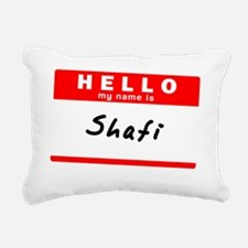 Shafi Rectangular Canvas Pillow