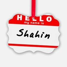 Shahin Ornament