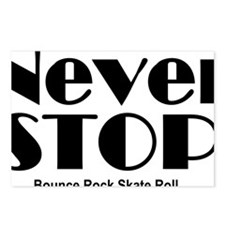 NeverStop Postcards (Package of 8)