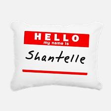 Shantelle Rectangular Canvas Pillow