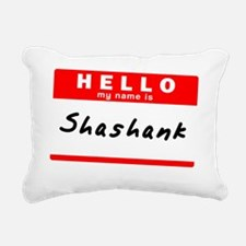 Shashank Rectangular Canvas Pillow