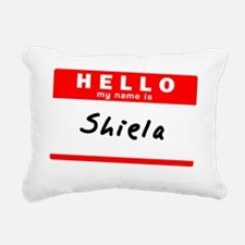 Shiela Rectangular Canvas Pillow