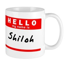 Shiloh Mug