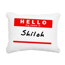 Shiloh Rectangular Canvas Pillow