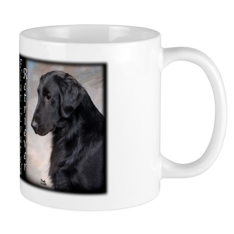 Flat-Coated Retrievers Mug