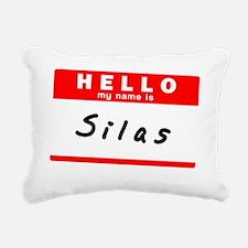 Silas Rectangular Canvas Pillow