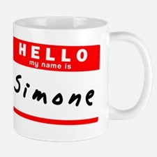 Simone Small Small Mug