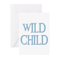 WILD CHILD Greeting Cards (Pk of 10)