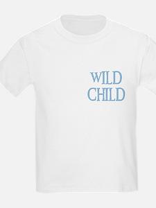 WILD CHILD Kids T-Shirt