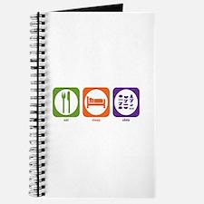Eat Sleep Slots Journal