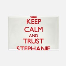 Keep Calm and TRUST Stephanie Magnets