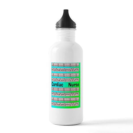 ff cardiac nurse 2 Stainless Water Bottle 1.0L