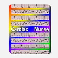 ff cardiac nurse 1 Mousepad
