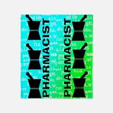 FF PHARMACIST 2 Throw Blanket