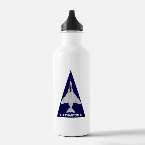F-4 Phantom II Triangl Water Bottle