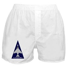 F-4 Phantom II Triangle Boxer Shorts