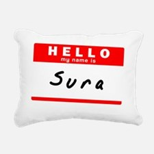 Sura Rectangular Canvas Pillow