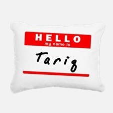 Tariq Rectangular Canvas Pillow