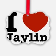 Jaylin Ornament