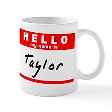 Taylor Mug