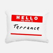 Terrance Rectangular Canvas Pillow