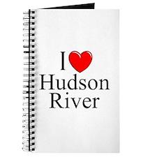 """""""I Love Hudson River"""" Journal"""