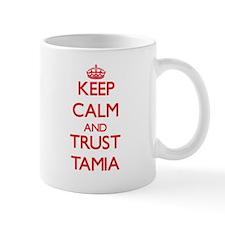 Keep Calm and TRUST Tamia Mugs