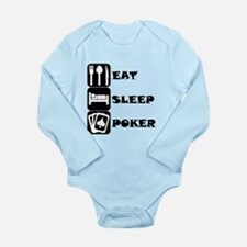 Eat Sleep Poker Body Suit
