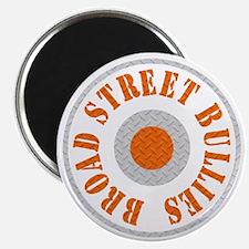 Broad Street Bullies Steel BLk Magnet