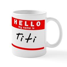 Titi Mug
