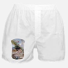 NOOK-MAKOVSKY GardenCupids Boxer Shorts