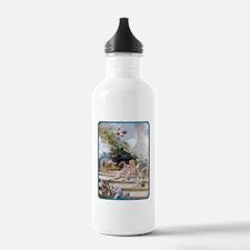 IPAD  MAKOVSKYGardenCu Water Bottle
