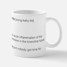 brochitis Mug