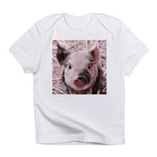 sweet piglet, pink Infant T-Shirt