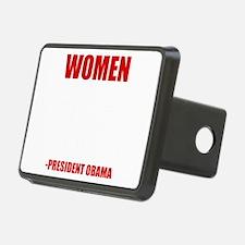 obamawomenwh Hitch Cover